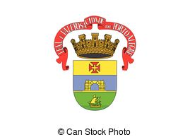 Flag of porto alegre city brazil Illustrations and Clip Art. 12.