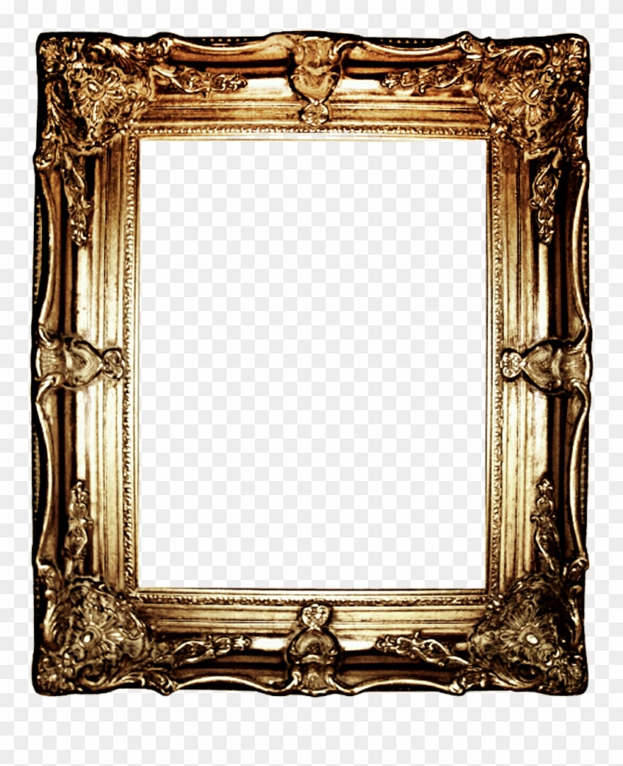 Clip Library Download Antique Frame Clipart.