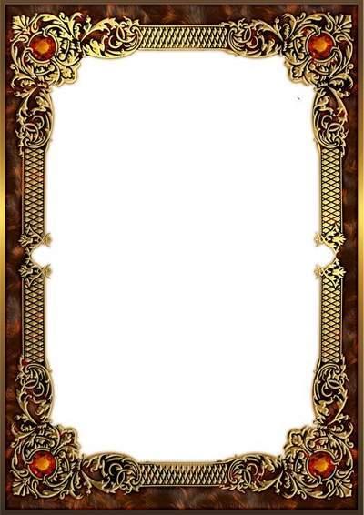 Portrait Frame Png & Free Portrait Frame.png Transparent.