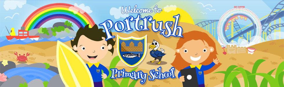 Portrush Primary School, Coleraine, Co. Antrim, Northern Ireland.
