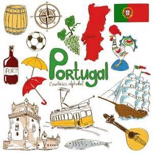 portugal flag clip art.