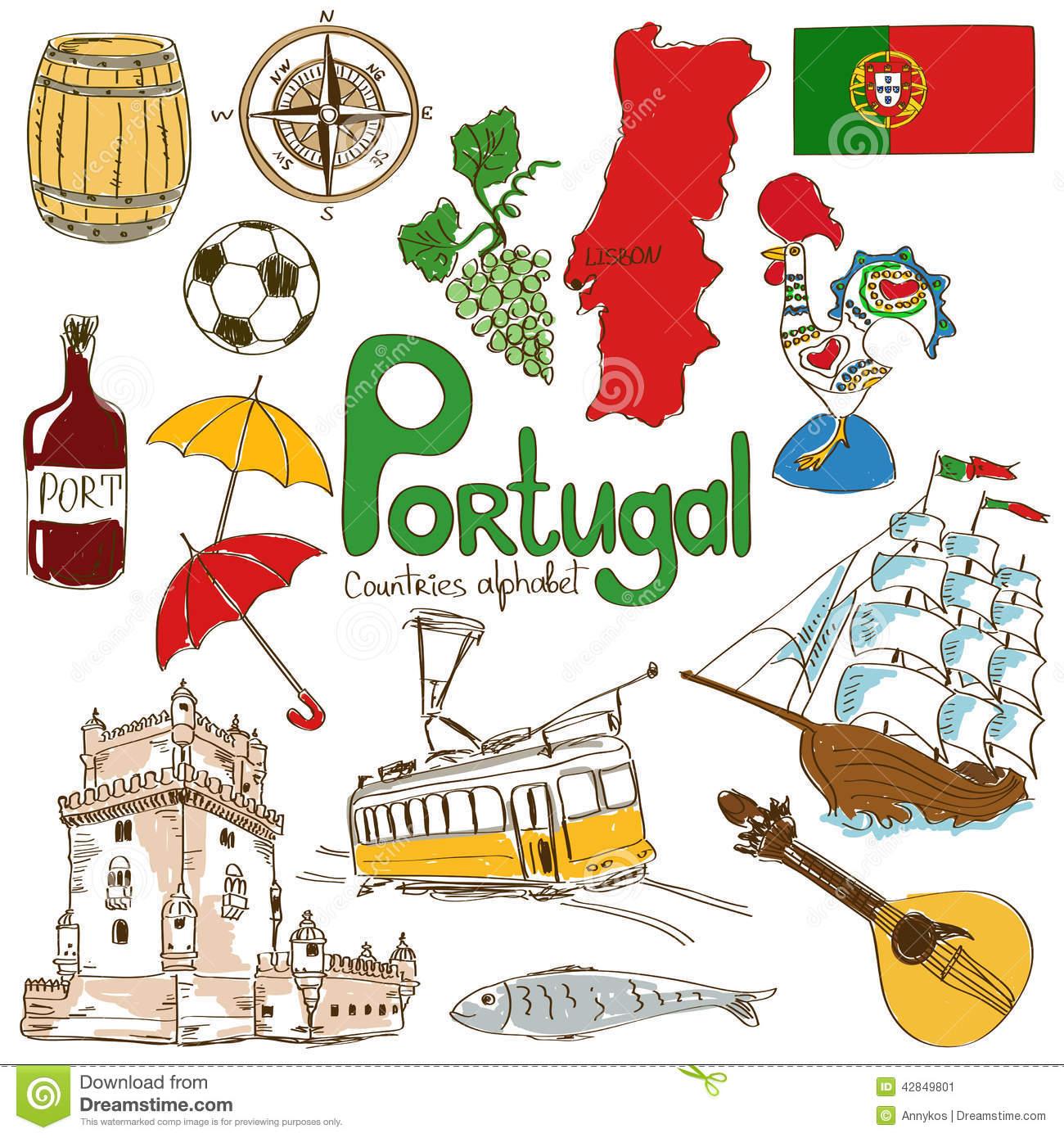 Clipart portugal.