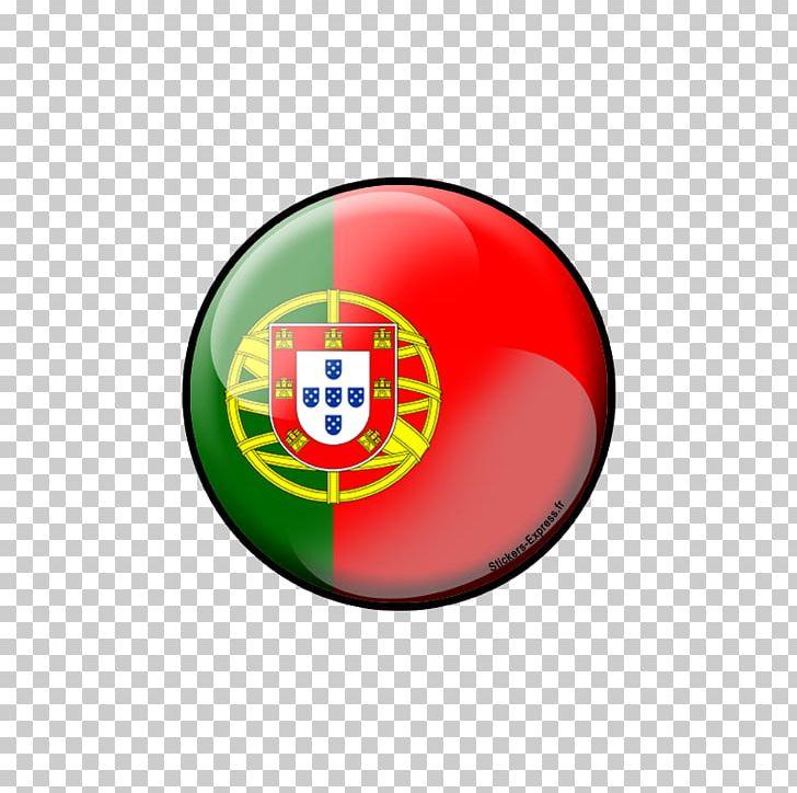 Flag Of Portugal Logo Sticker PNG, Clipart, Art, Ball.