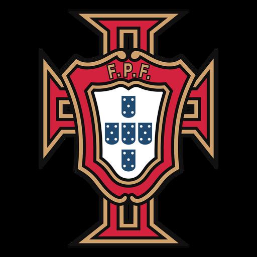 Portugal football team logo.