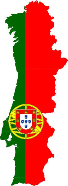 Portugal clipart map outline png.