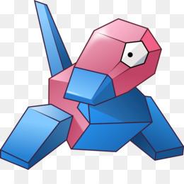 Download pokemon porygon 2 png clipart Porygon.