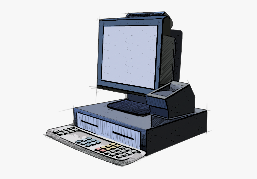 Pos System Clipart , Free Transparent Clipart.