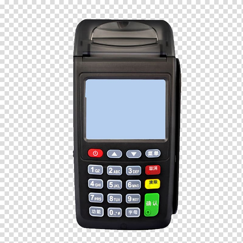 Point of sale Payment terminal Sales EMV, Bank products Real.