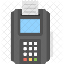 POS Payment Icon.
