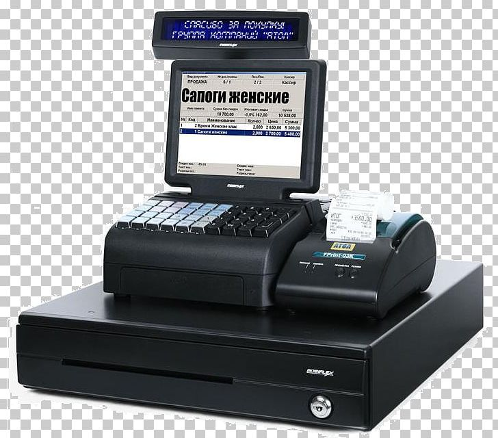 Point Of Sale System POS.
