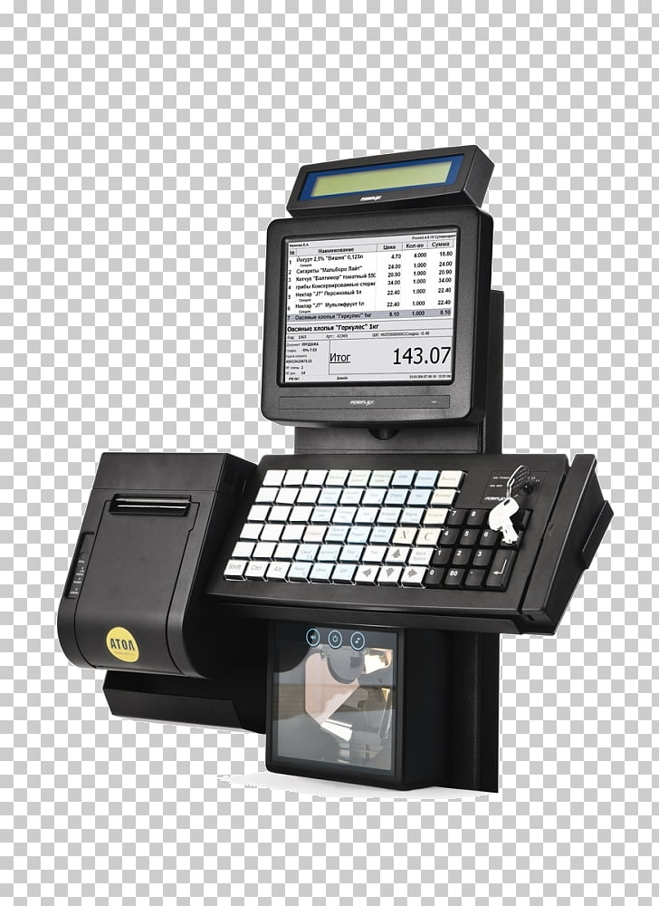 Point of sale Trade Automation Computer Software System.