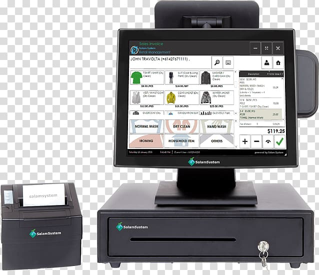 Point of sale POS Solutions Retail System Cash register, pos.