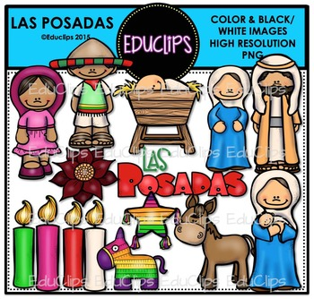 Posadas Clipart Worksheets & Teaching Resources.