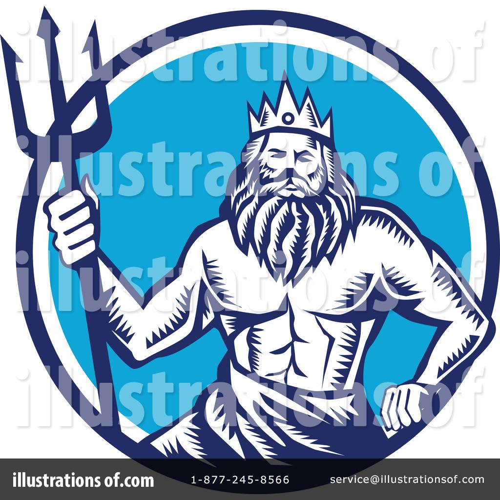 Poseidon Clipart #1416309.