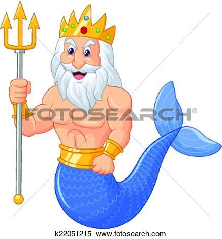 Poseidon Clip Art Royalty Free. 250 poseidon clipart vector EPS.