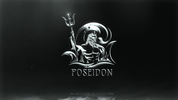 Poseidon Logo.
