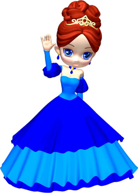 Free Princess Clipart Pictures.