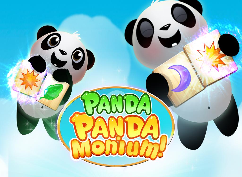 Possierlich, putzig, pandastisch! Panda PandaMonium jetzt für iPad.