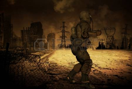1,300 Apocalyptic Cliparts, Stock Vector And Royalty Free.