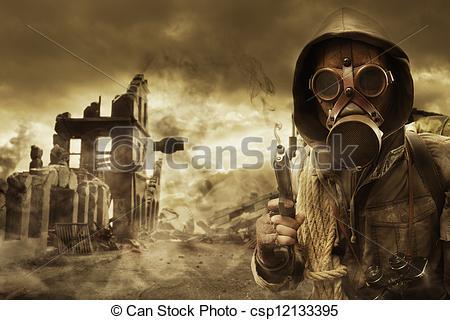 Post Apocalypse Clipart.