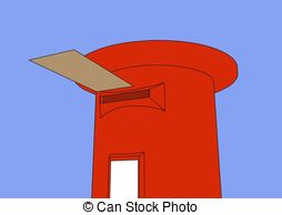 Postbox Illustrations and Clipart. 1,172 Postbox royalty free.