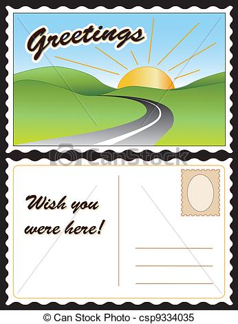 Postcard Illustrations and Clipart. 226,907 Postcard royalty free.
