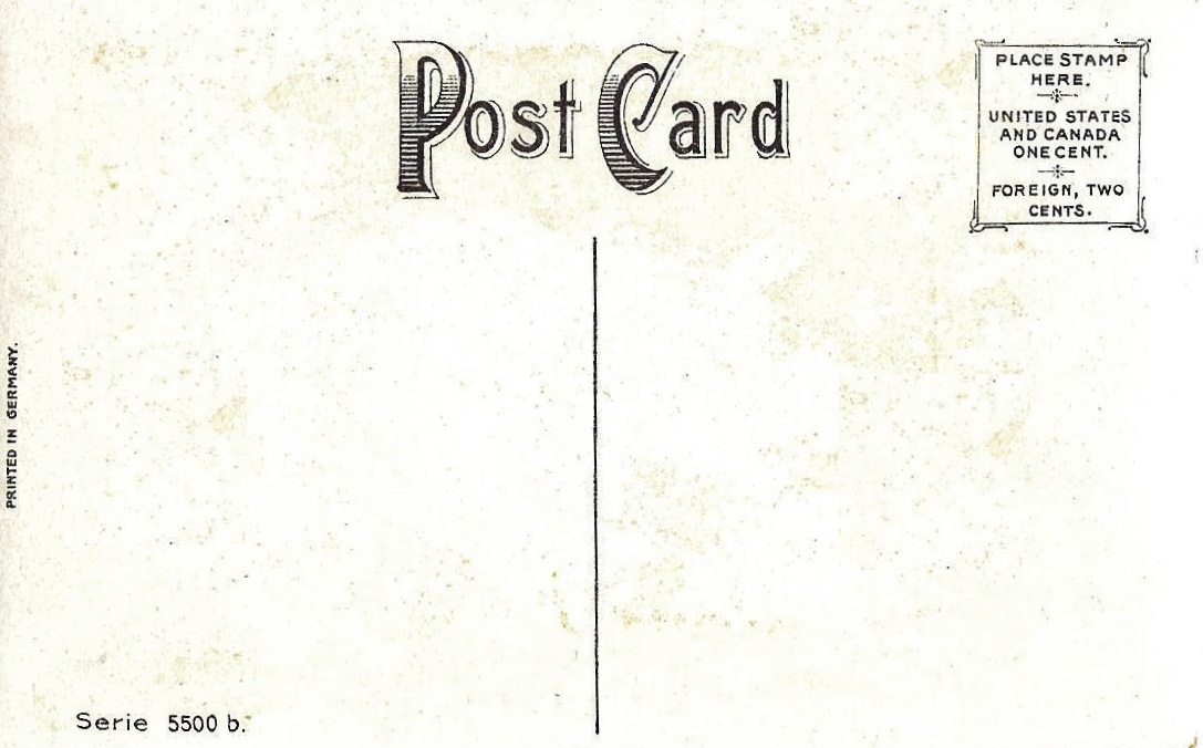 Postcards Clipart.