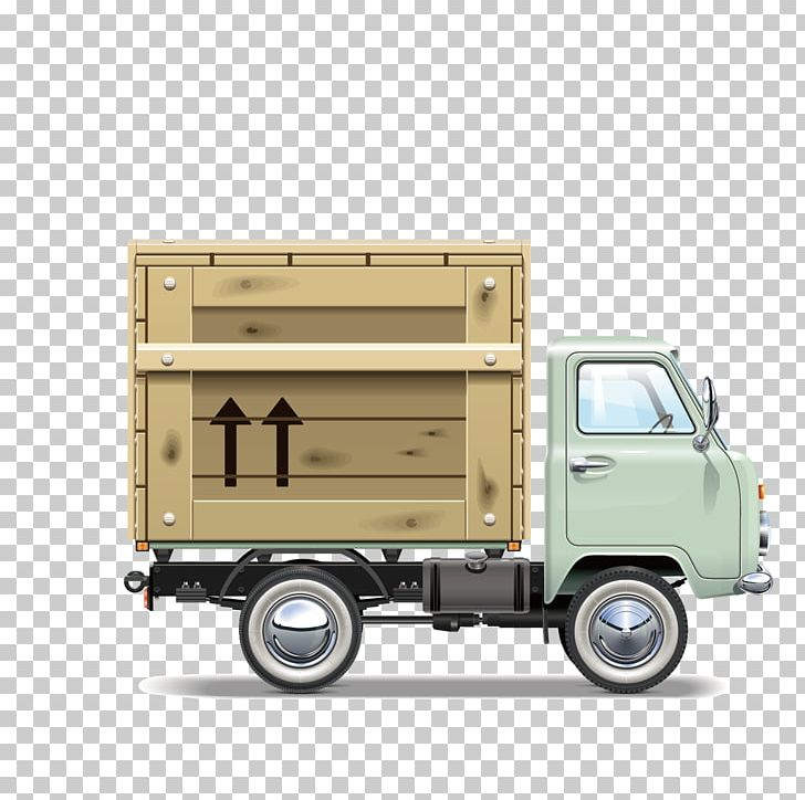 Cargo Logistics Transport Courier Truck PNG, Clipart, Brand.