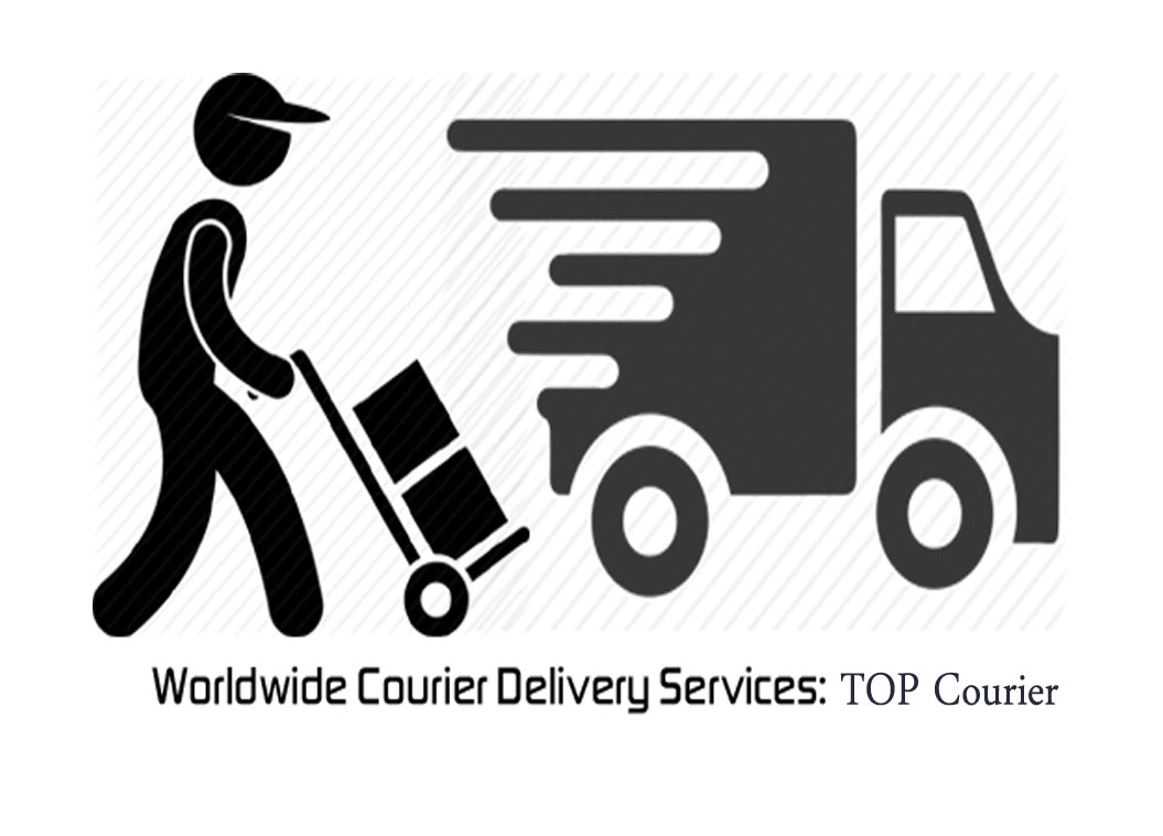 List of International Top Courier Delivery Services.