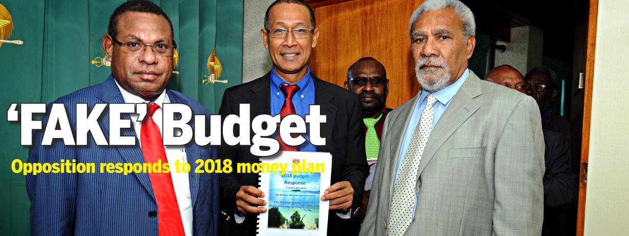 Fake\' Budget.