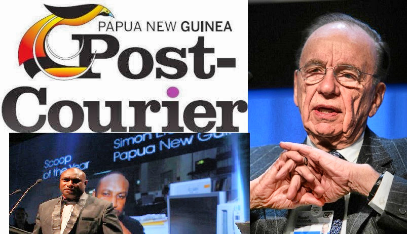 How Port Courier fooled News Corp\'s Rupert Murdoch and.