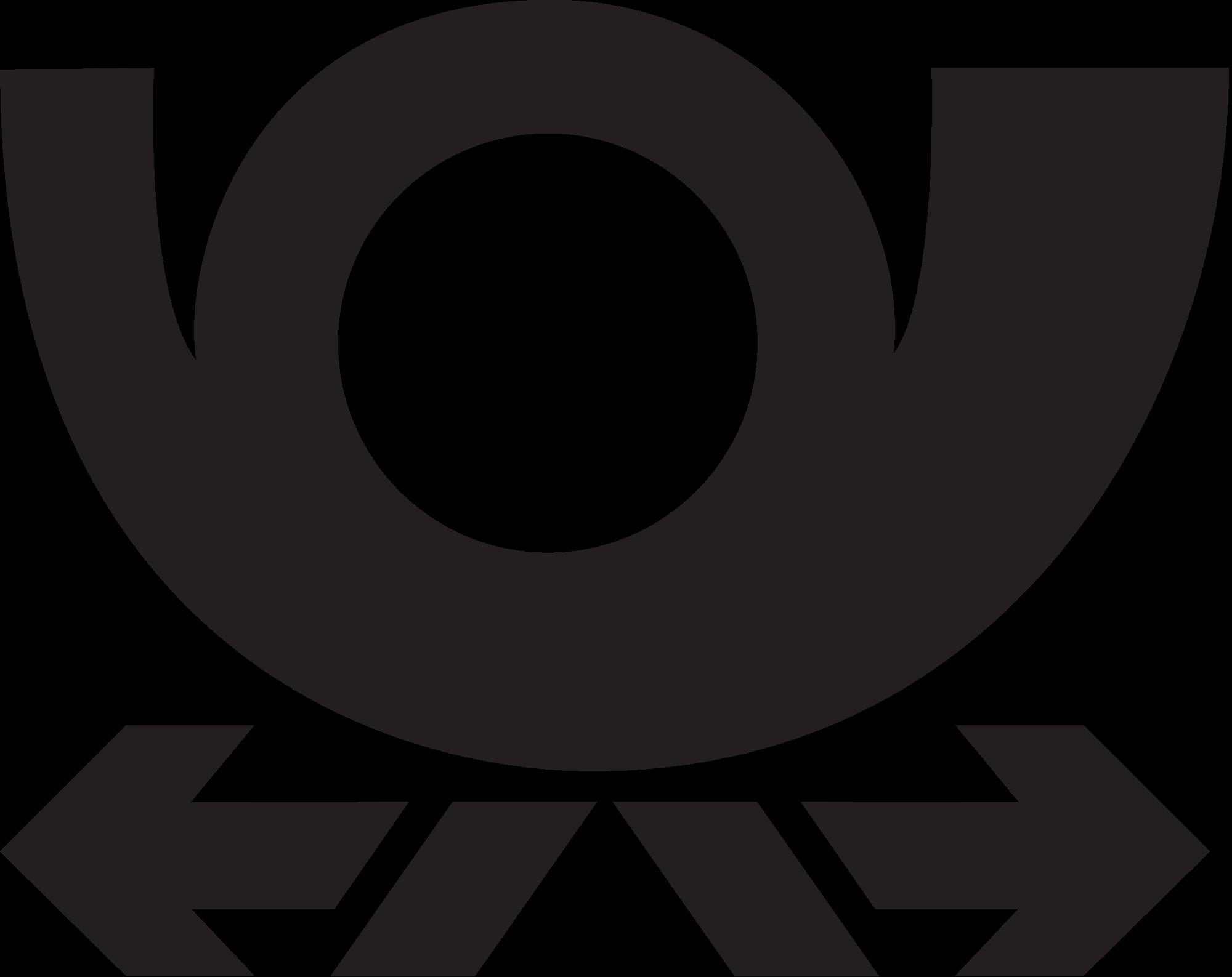 File:Posthorn Logo Dt Bundespost.svg.