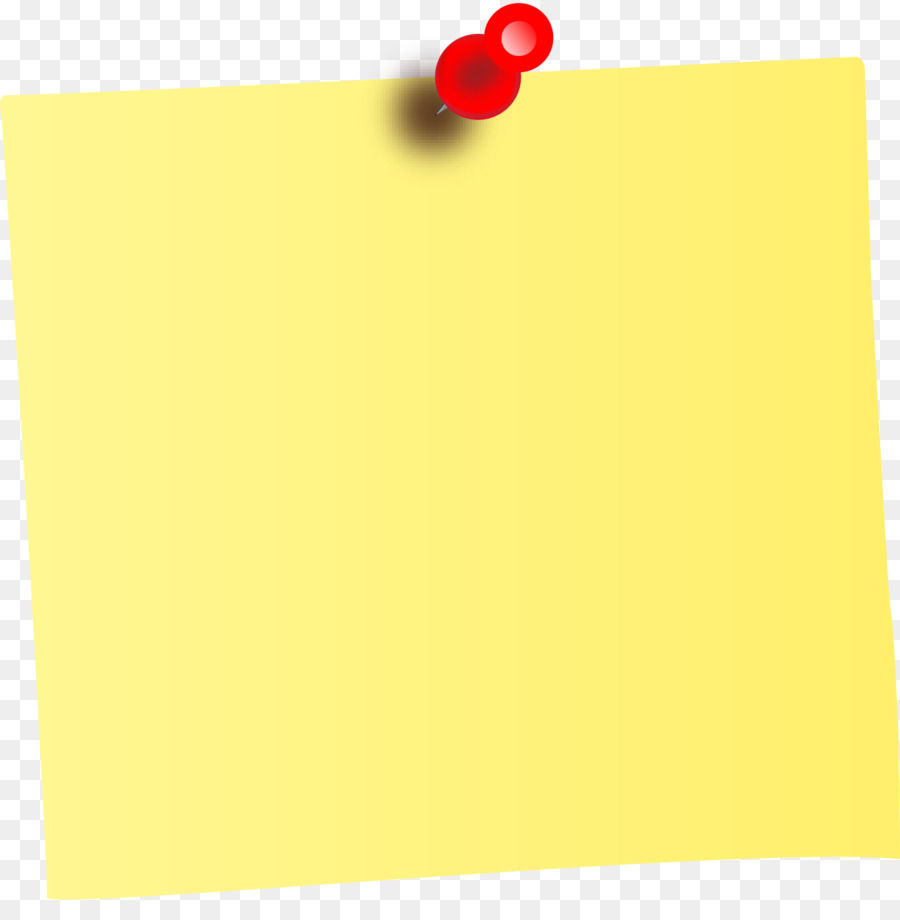 Post It Note clipart.