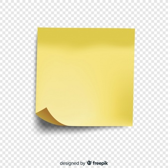Sticky Notes Vectors, Photos and PSD files.