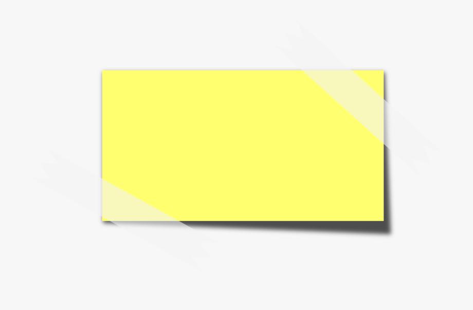 Clipart Sticky Note.