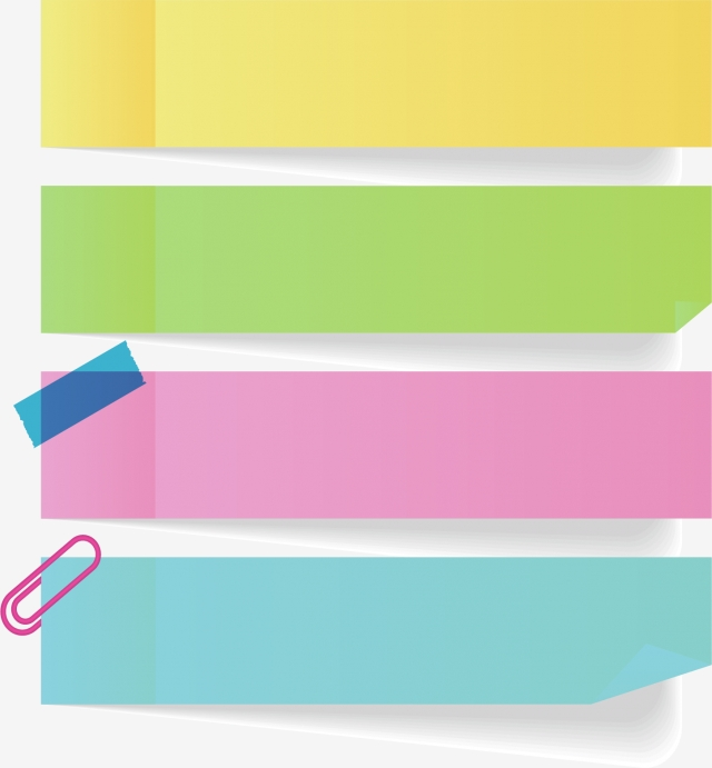 Post It Note Png, Vector, PSD, and Clipart With Transparent.