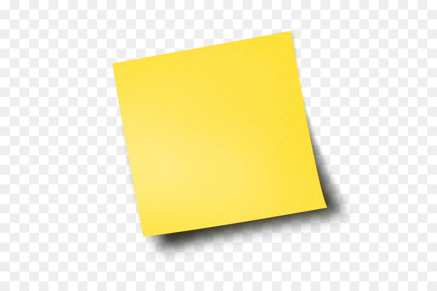 Download Free png Square Rectangle Post it Png png download.