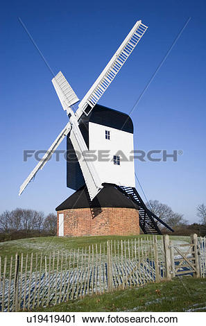 Stock Photography of England, Essex, Mountnessing, Mountnessing.