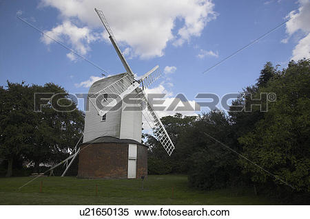 Stock Image of England, Essex, Bocking Churchstreet, Bocking.