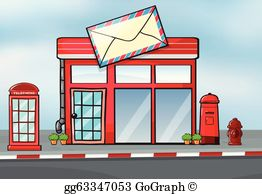 Post Office Clip Art.