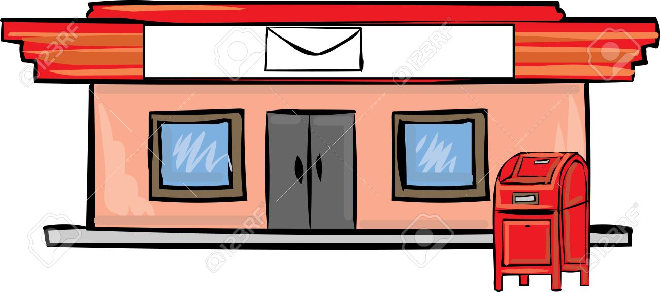 Post Office Clipart & Post Office Clip Art Images.