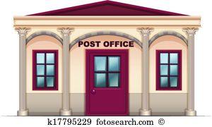 Post office Clipart Illustrations. 24,414 post office clip art.