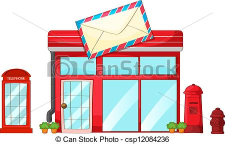 Post Office Clipart Images.