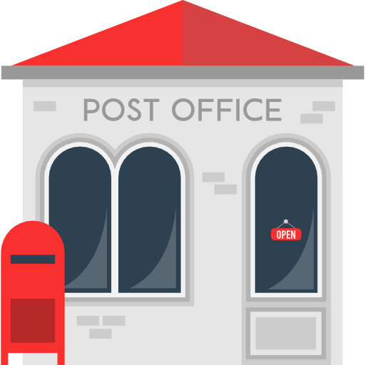 A Post Office PNG Transparent A Post Office.PNG Images.