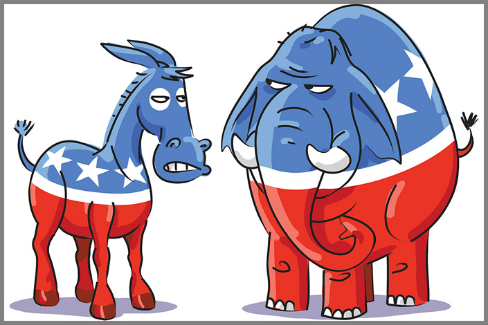 Stanford experts discuss the deep political divide in the U.S..