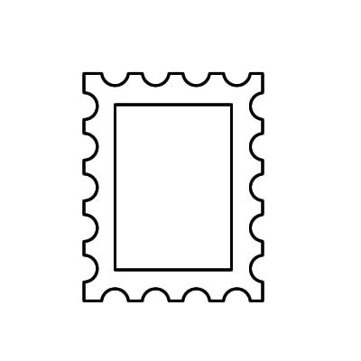 Postage Stamp Clip Art & Postage Stamp Clip Art Clip Art Images.