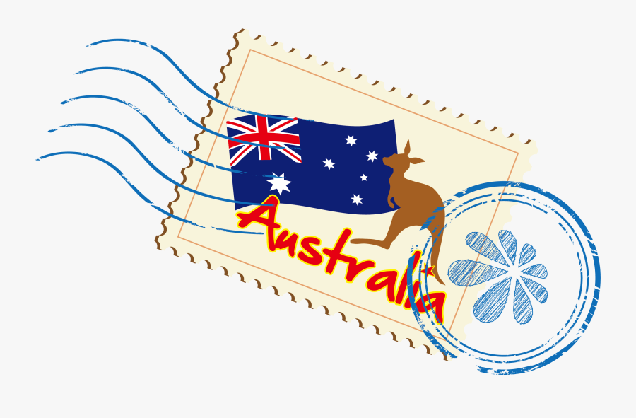Vector Euclidean Stamps Australia Icon Free Png Hq.