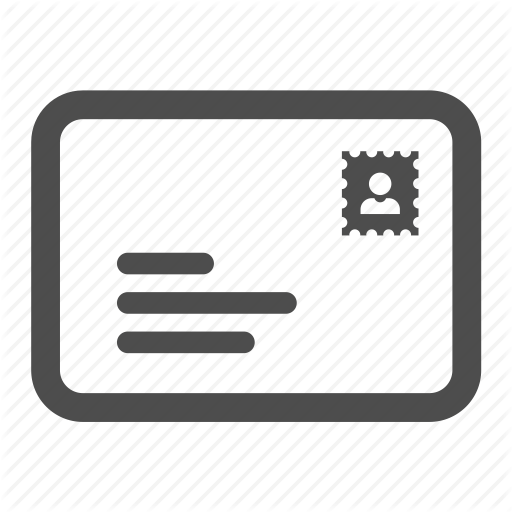 Mail Icon clipart.