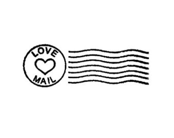 Postage Stamp Clip Art Black And White postage stamp clipart ...