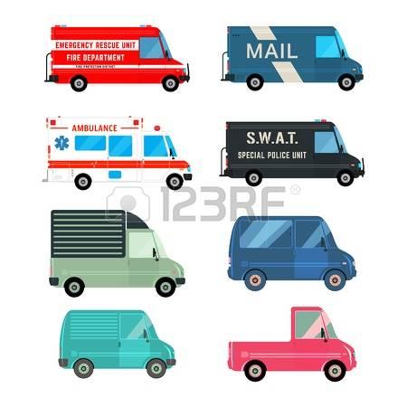 585 Postal Van Cliparts, Stock Vector And Royalty Free Postal Van.
